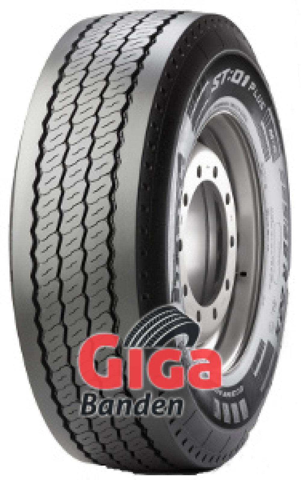 Pirelli ST01 ( 205/65 R17.5 129/127J , Dubbel merk 132F )