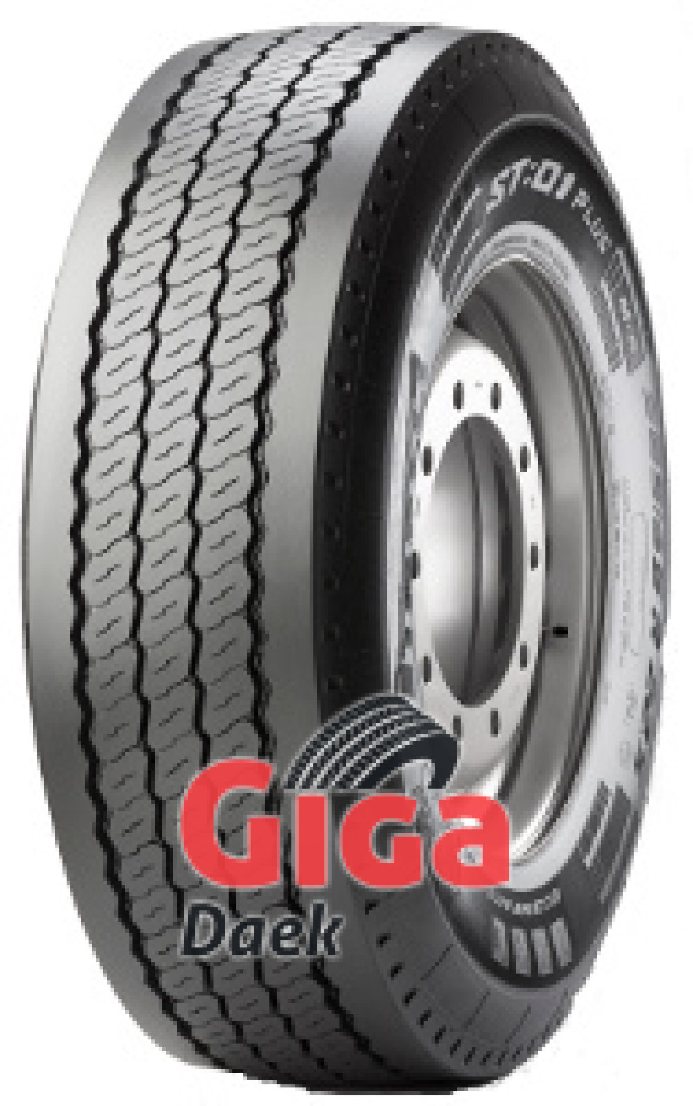 Pirelli ST01 ( 205/65 R17.5 129/127J Dobbelt mærkning 132F )