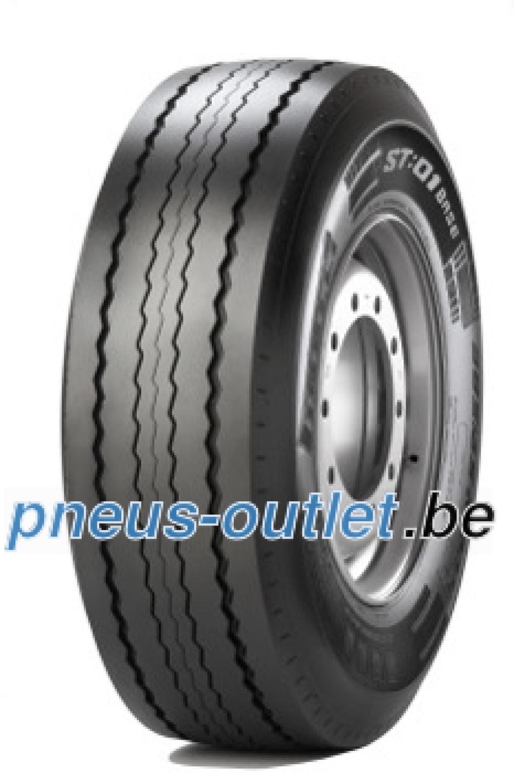 Pirelli ST01 BASE ( 385/55 R22.5 160K )