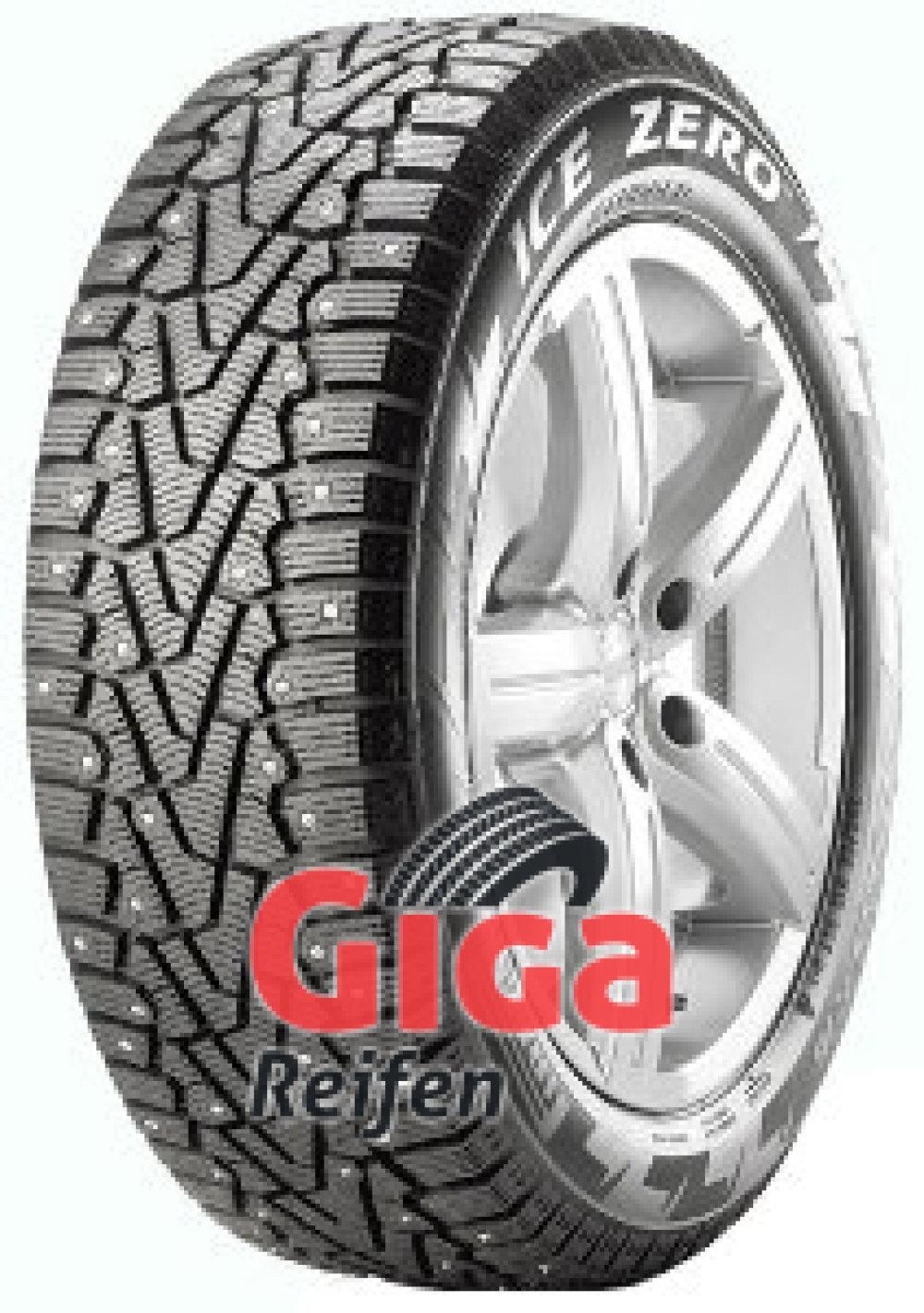 Pirelli Winter Ice Zero ( 245/50 R18 104T RF , bespiked, runflat )