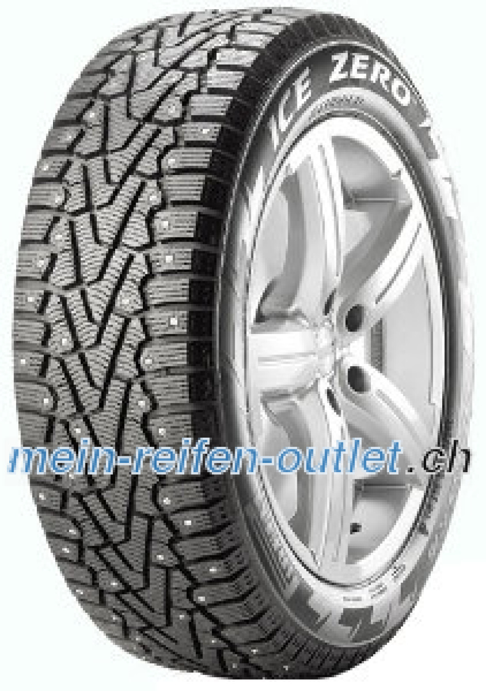 Pirelli Winter Ice Zero ( 245/45 R20 103H XL , bespiked )