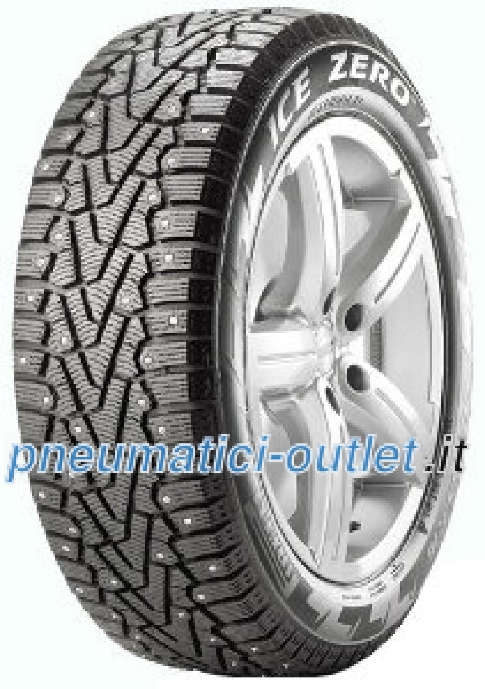 Pirelli Winter Ice Zero ( 275/35 R20 102T RF , pneumatico chiodato, runflat )