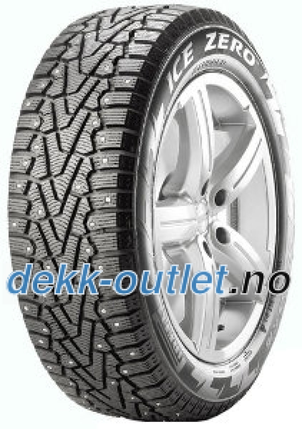 Pirelli Winter Ice Zero ( 185/65 R15 92T XL , med pigger )
