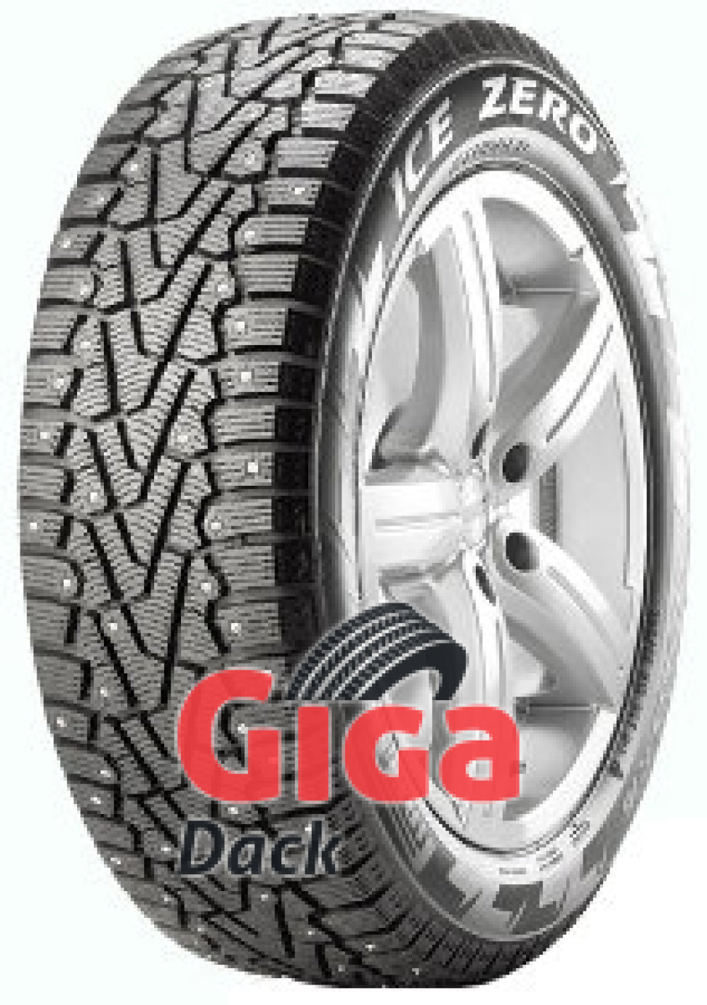 Pirelli Winter Ice Zero ( 245/45 R18 100H XL , Dubbade )