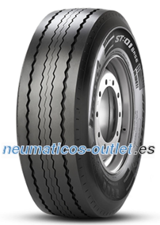 Pirelli Novatread ST01 BASE ( 385/65 R22.5 160K doble marcado 158L, recauchutados )