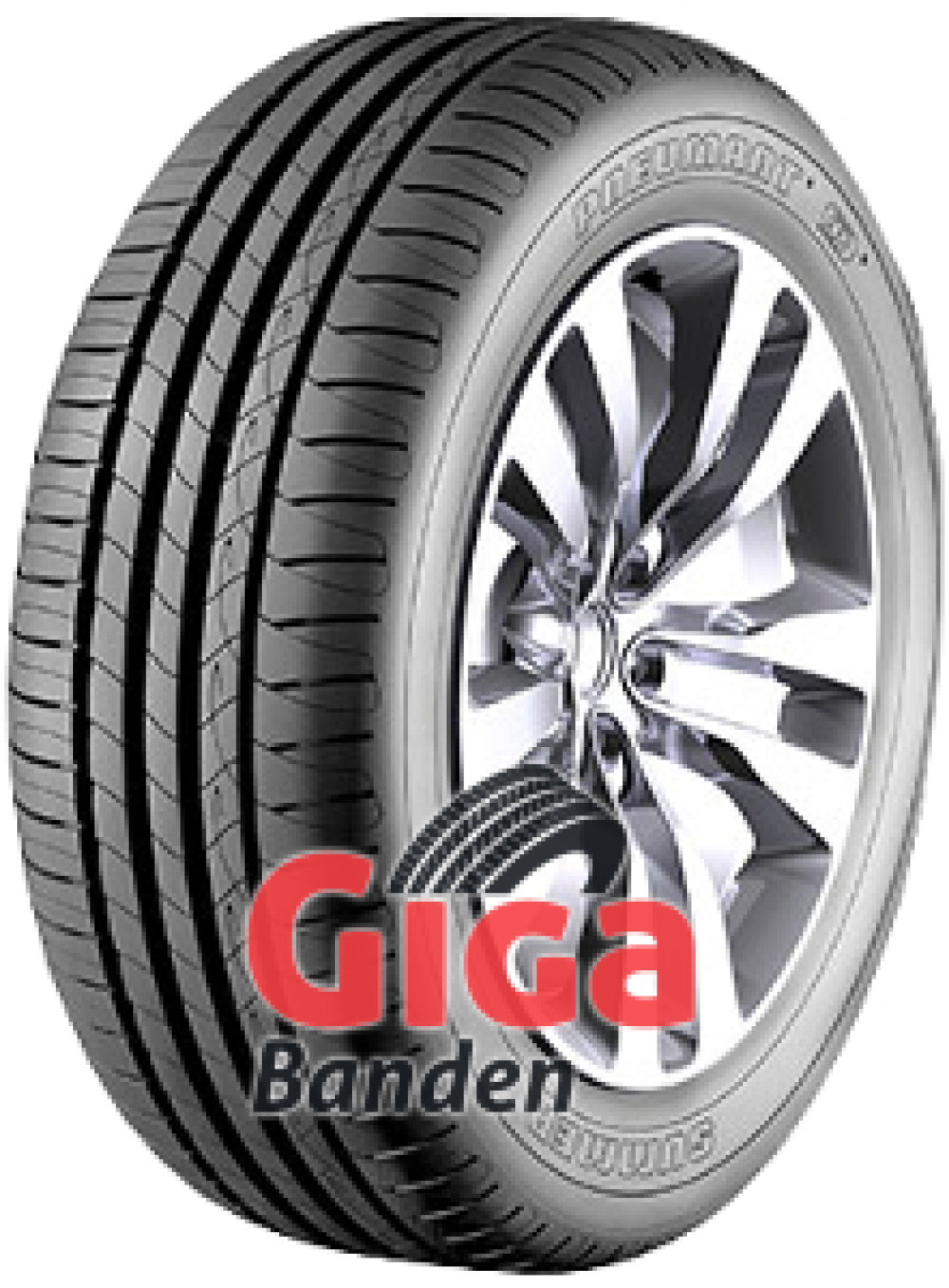 Pneumant Summer UHP ( 205/55 R16 91W )