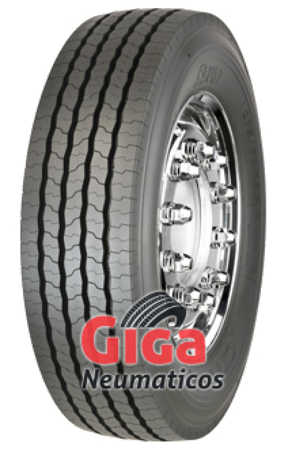 Sava City U4 ( 295/80 R22.5 152J 16PR doble marcado 154E )