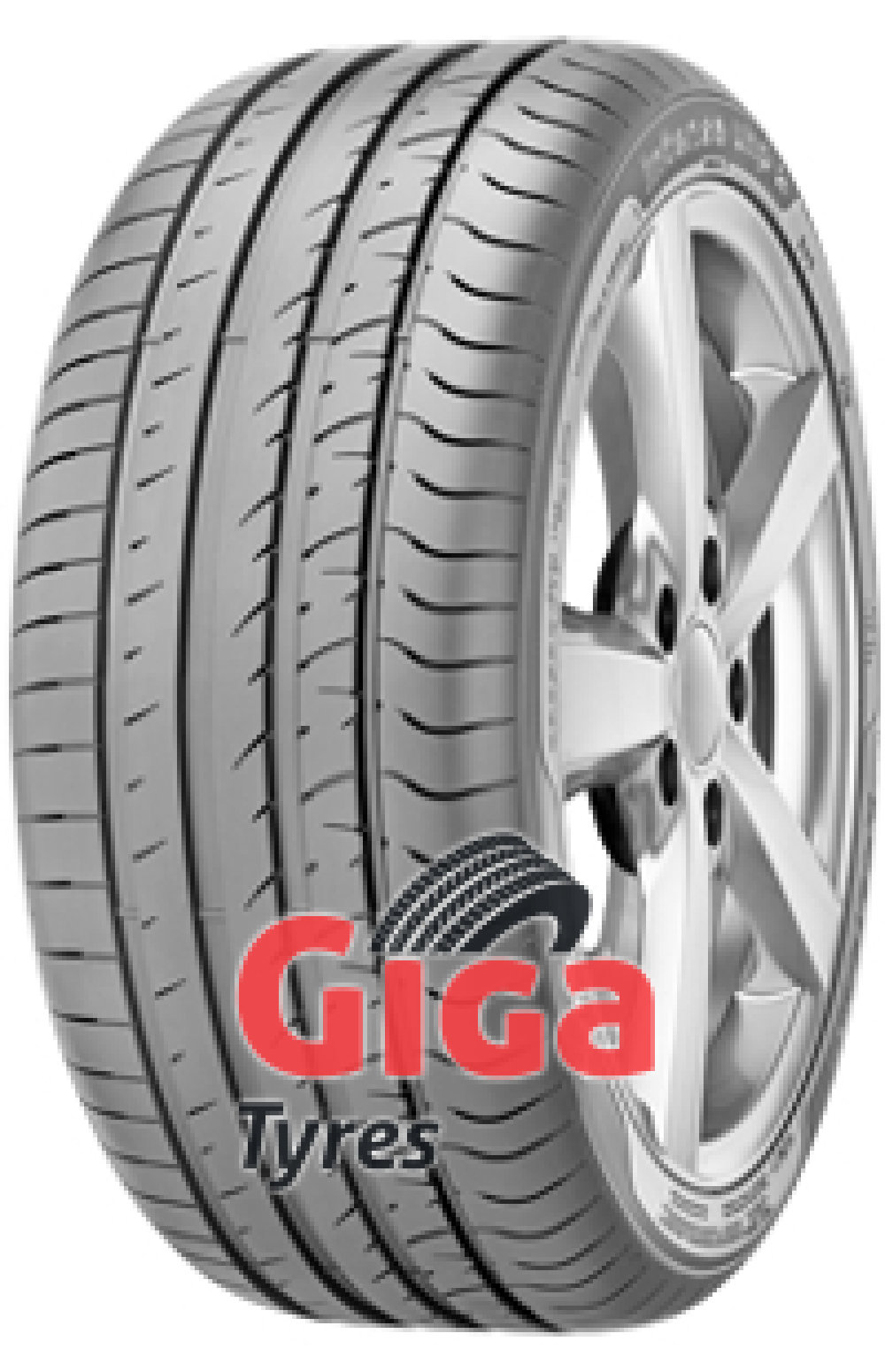 Sava Intensa UHP 2 ( 225/45 R17 94Y XL with rim protection (MFS) )