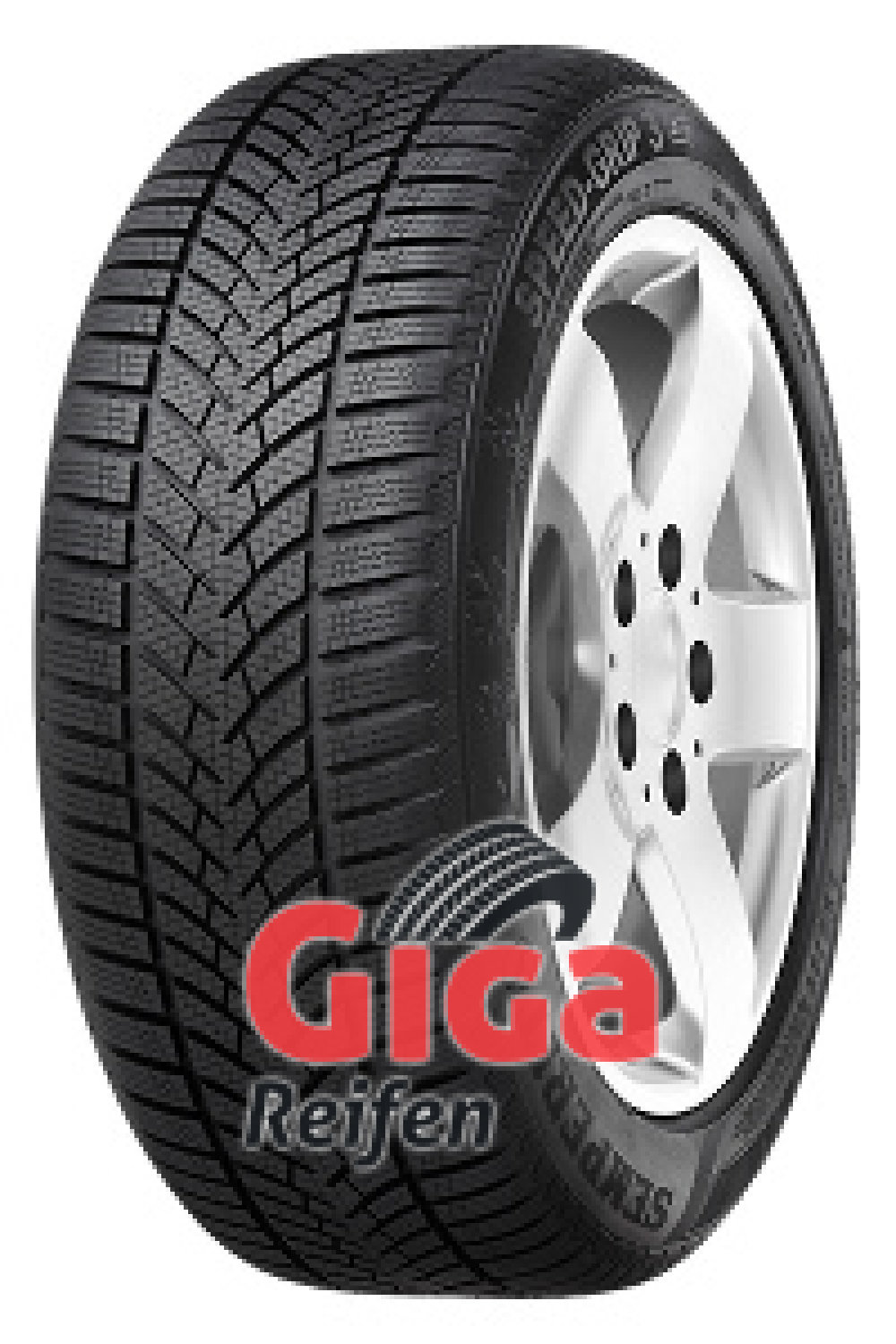 Semperit Speed-Grip 3 ( 235/55 R18 104H XL , SUV, mit Felgenrippe )