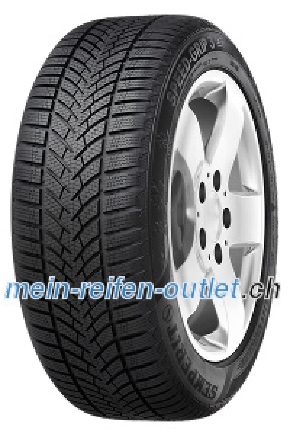 Semperit Speed-Grip 3 ( 225/45 R18 95V XL , mit Felgenrippe )