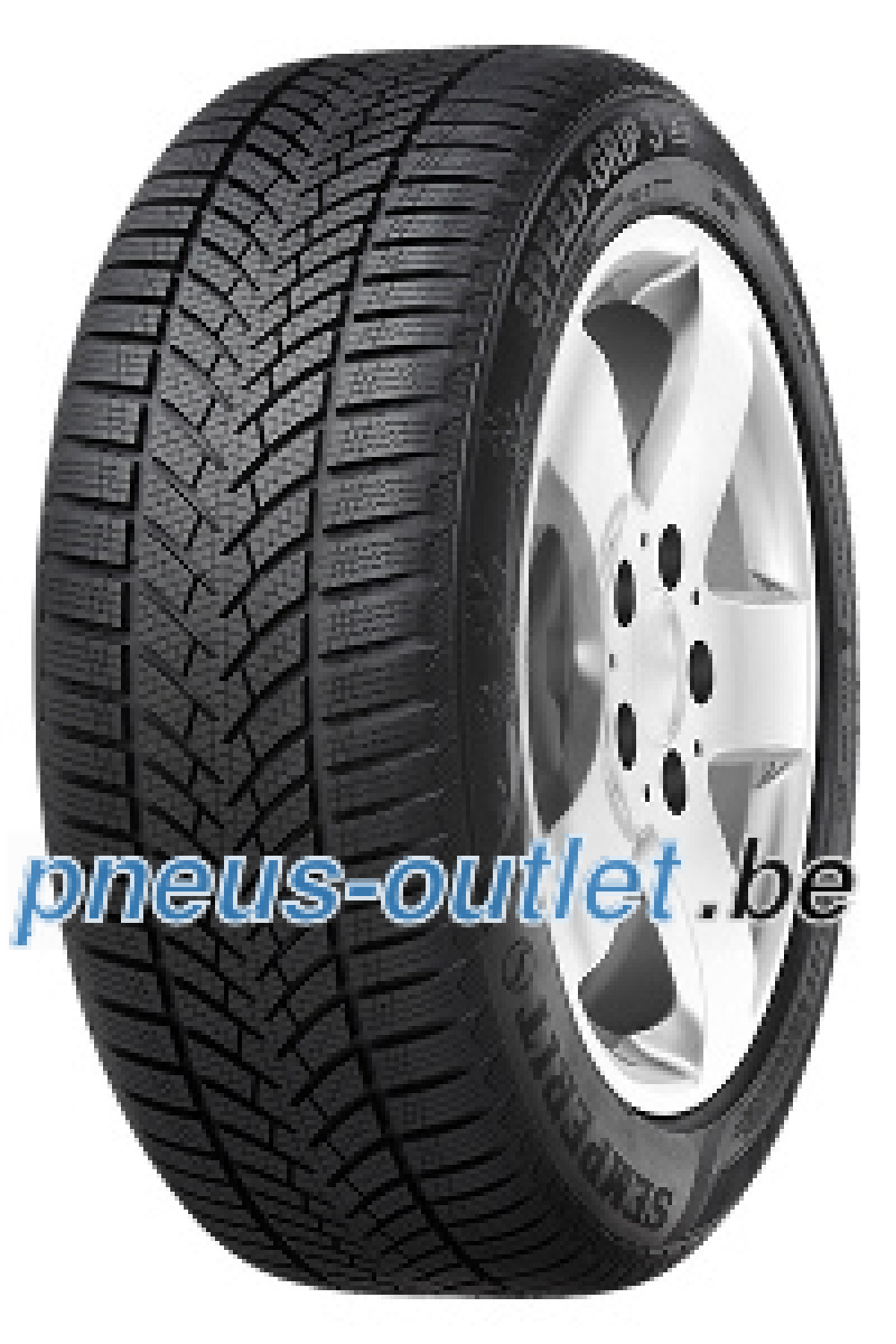 Semperit Speed-Grip 3 ( 205/50 R17 93V XL avec rebord protecteur de jante )