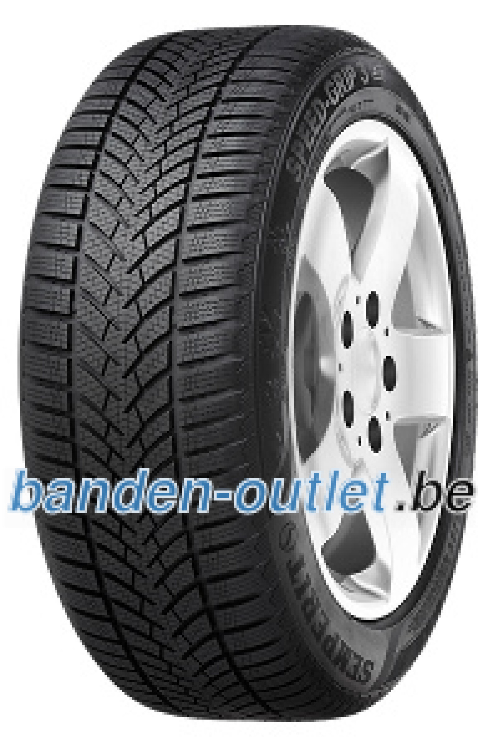 Semperit Speed-Grip 3 ( 205/50 R17 93V XL met velgrandbescherming )