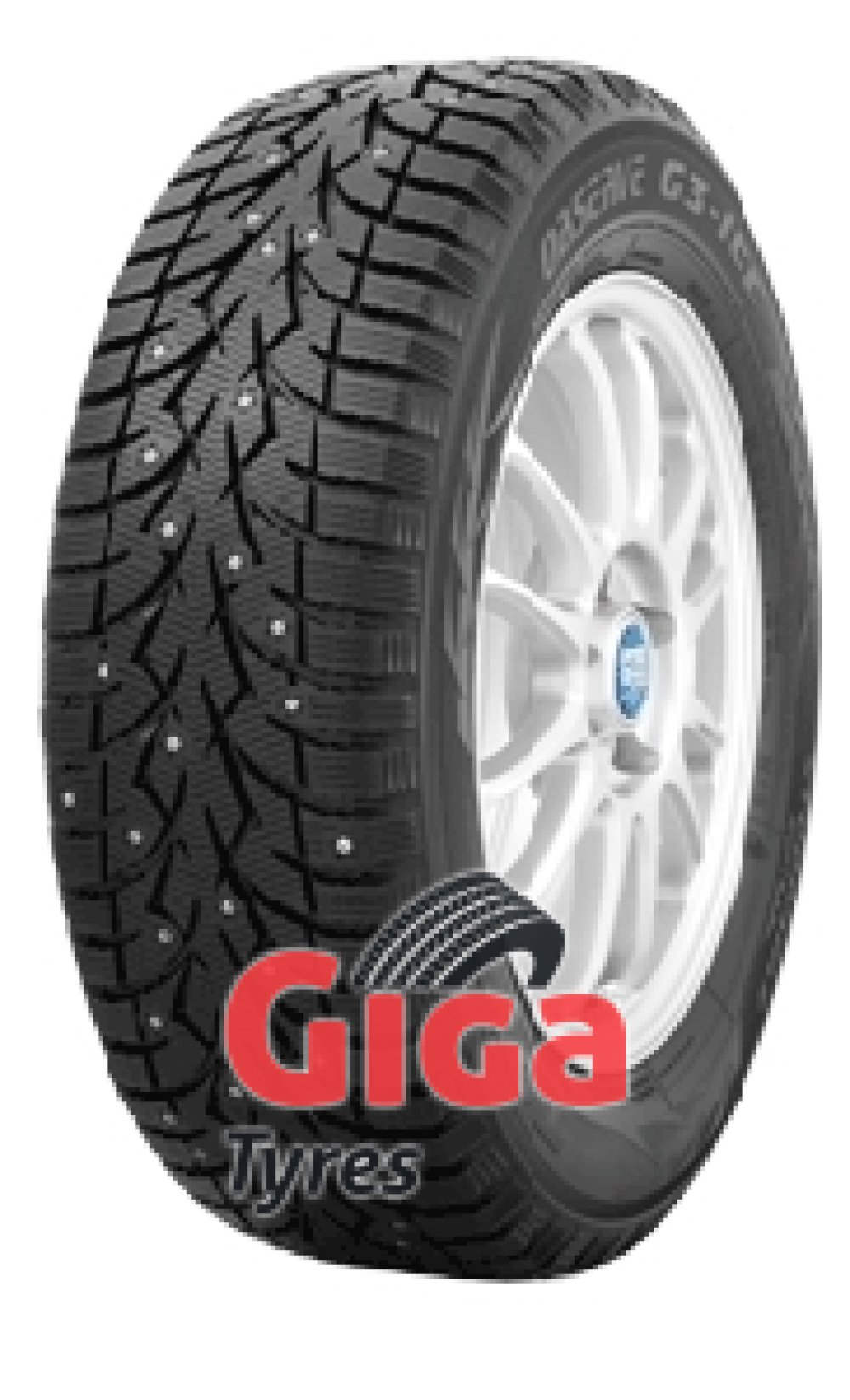 Toyo Observe G3 Ice ( 255/50 R19 107T XL , with rim protection ridge (FSL), studdable )