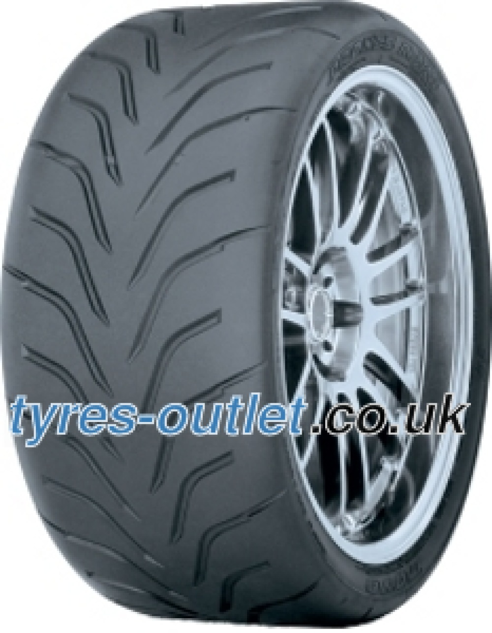 Toyo Proxes R888 ( 225/50 R14 89V with rim protection ridge (FSL) )