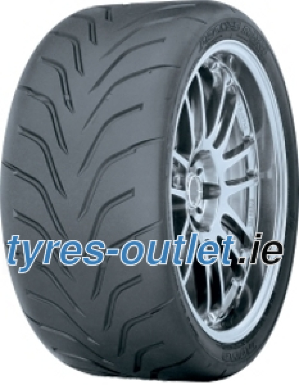 Toyo Proxes R888 ( 245/40 R17 91W with rim protection ridge (FSL) )