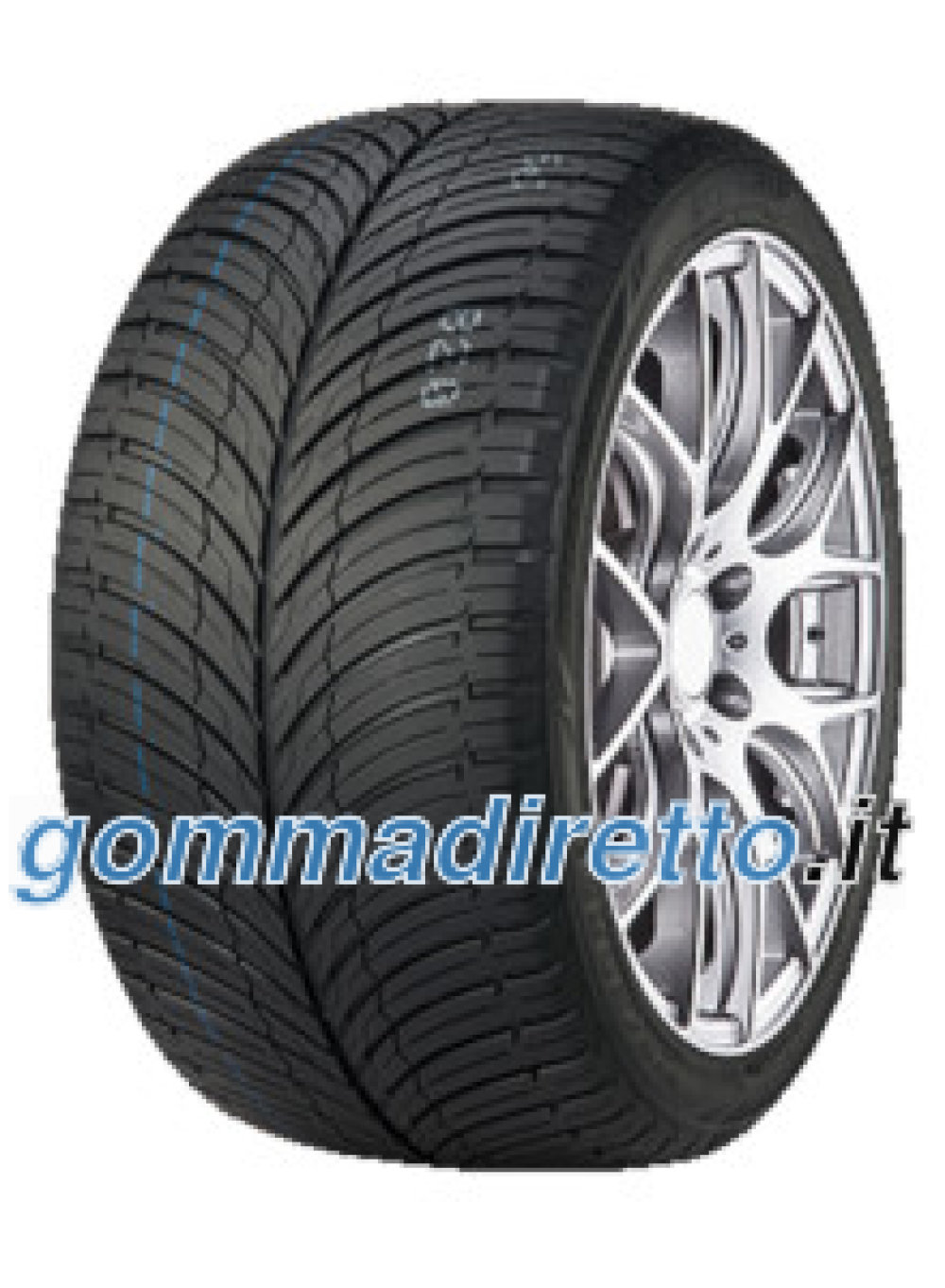 Image of Unigrip Lateral Force 4S ( 255/60 R17 110V XL )