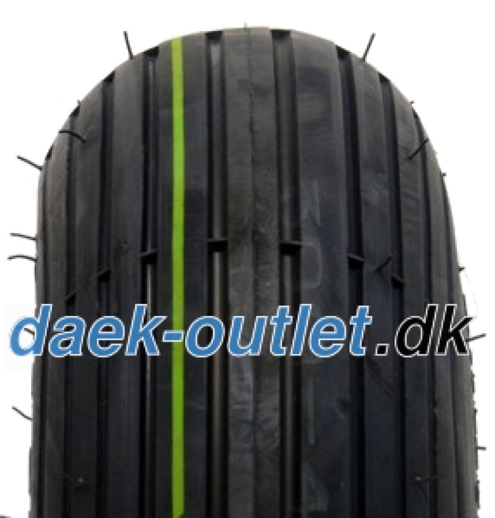 Veloce V5501 Rille SET ( 4.00 -4 4PR TT NHS, SET - Reifen mit Schlauch )