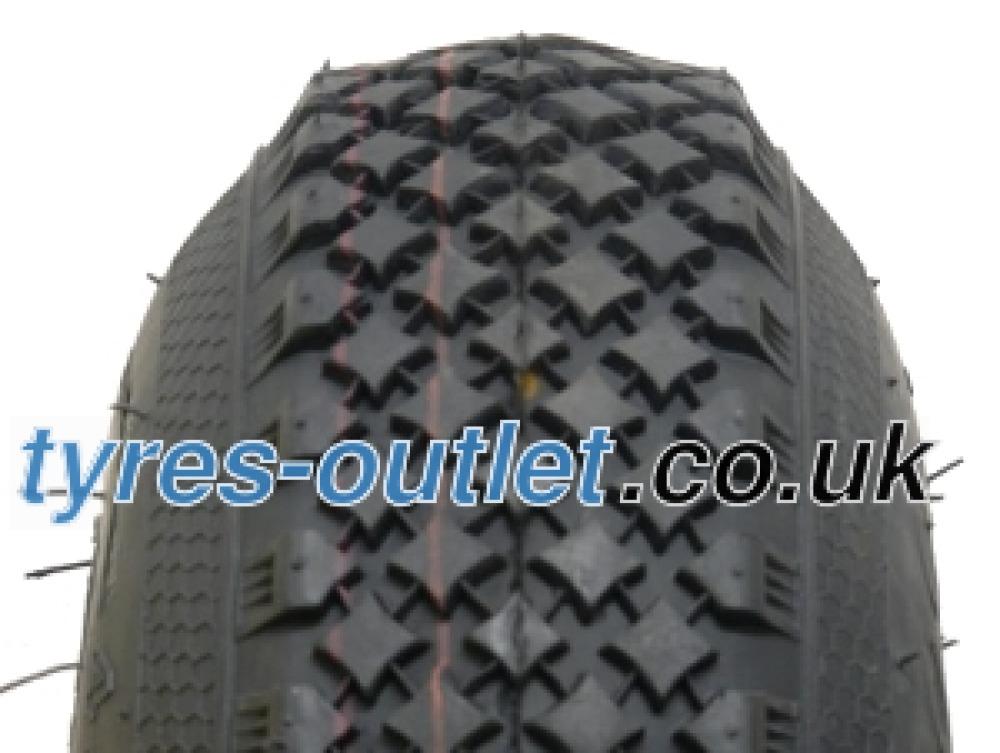 Veloce V6605 Block-Profil SET ( 3.00 -4 4PR TL NHS, SET - Tyres with tube )