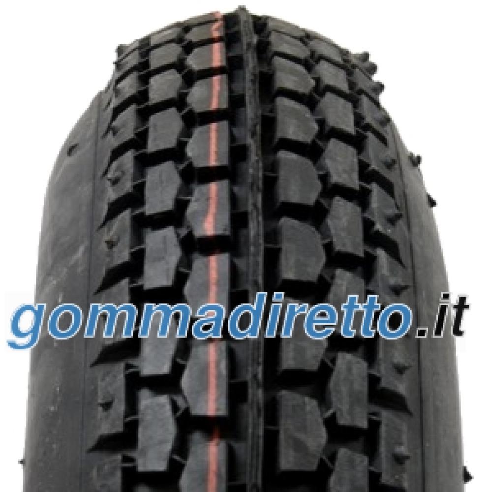 Image of Veloce V6607 Block-Profil SET ( 2.50 -6 4PR TT SET - Reifen mit Schlauch, schwarz )