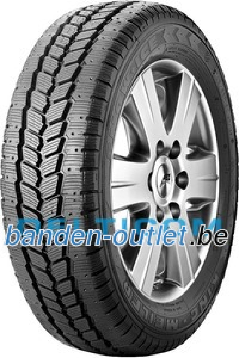 Winter Tact Snow + Ice ( 215/65 R16C 109/107R , cover, Te spiken )