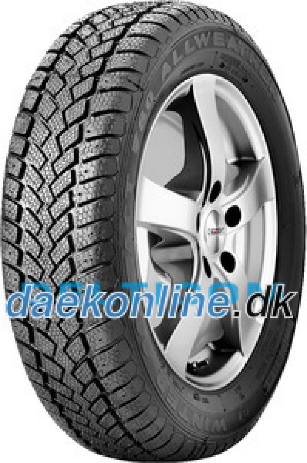 Winter Tact WT 80 ( 145/80 R13 75Q totalt fornyet )