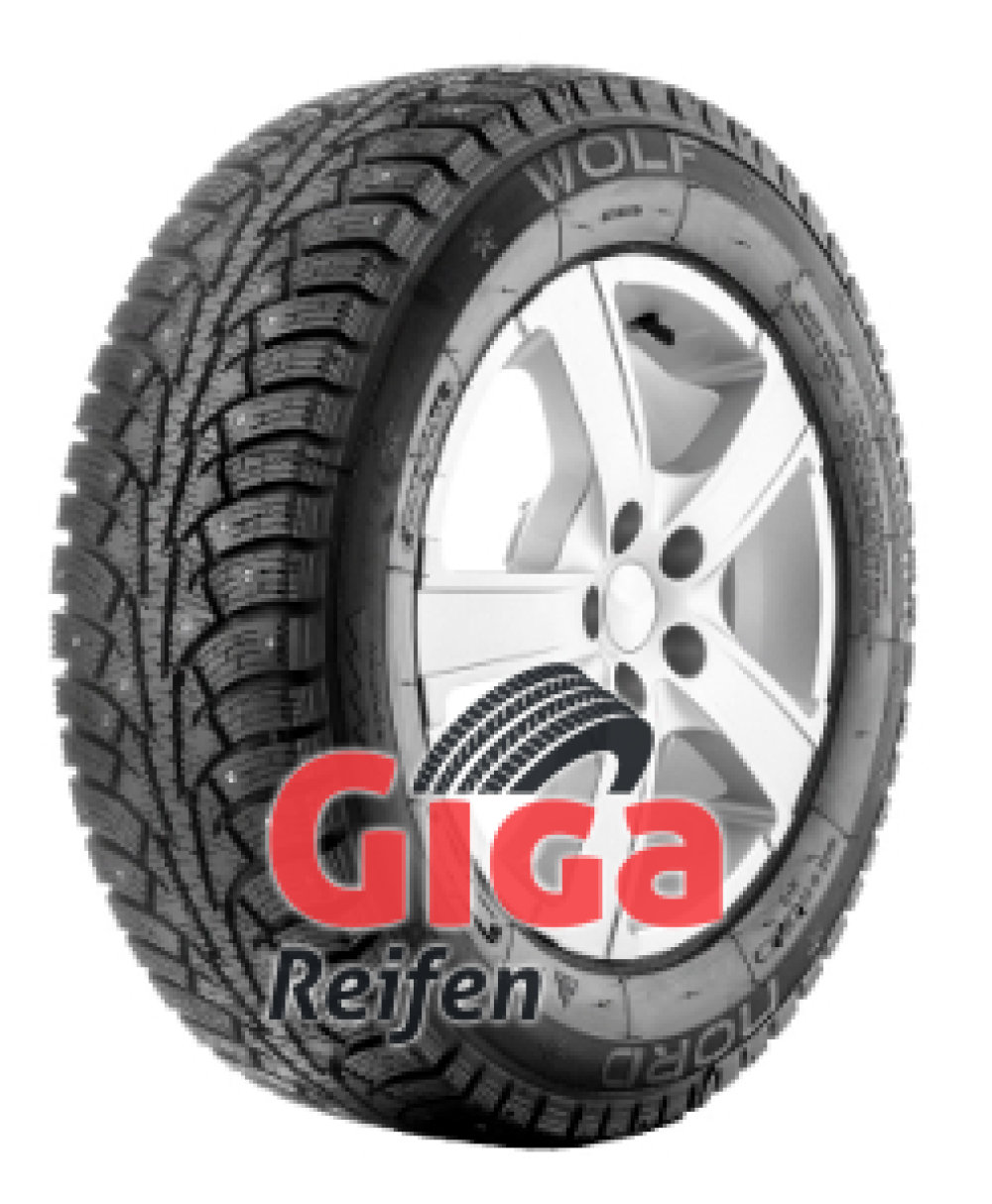 Wolf Tyres Nord STUD ( 205/60 R16 92T , bespiked )