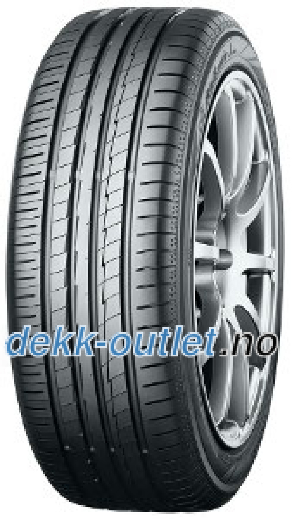 Yokohama BluEarth-A (AE-50) ( 225/45 R17 94W XL Orange Oil, RPB )
