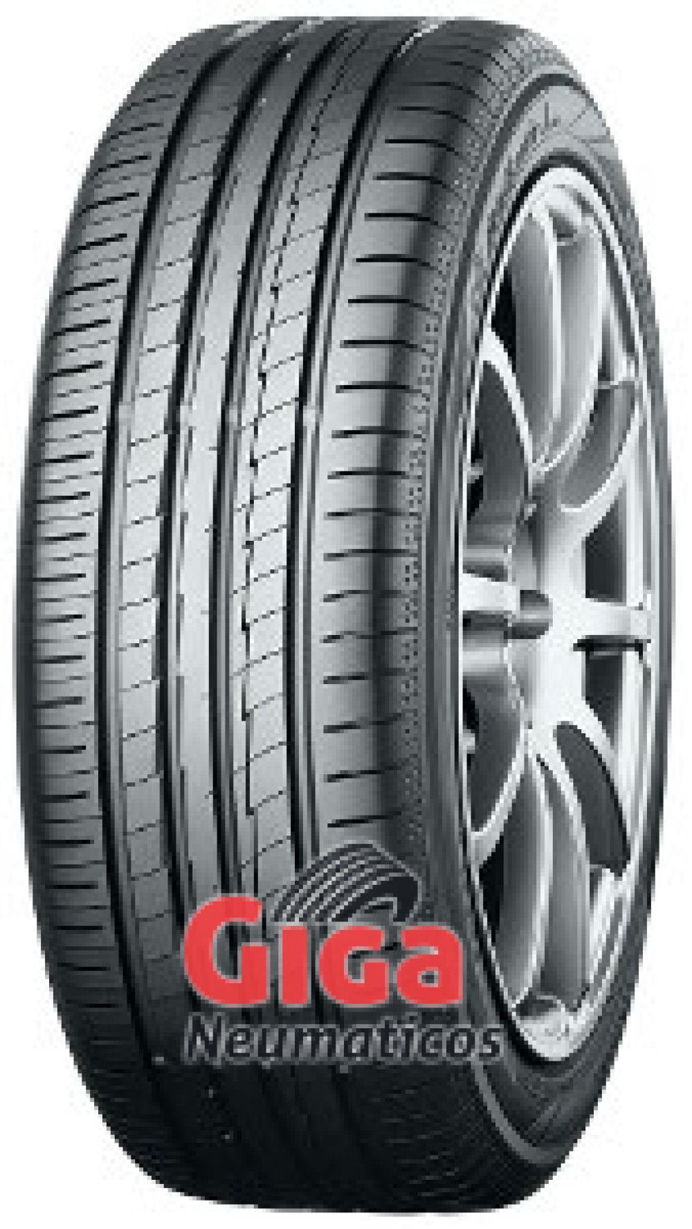 Yokohama BluEarth-A (AE-50) ( 225/55 R16 95V Orange Oil )