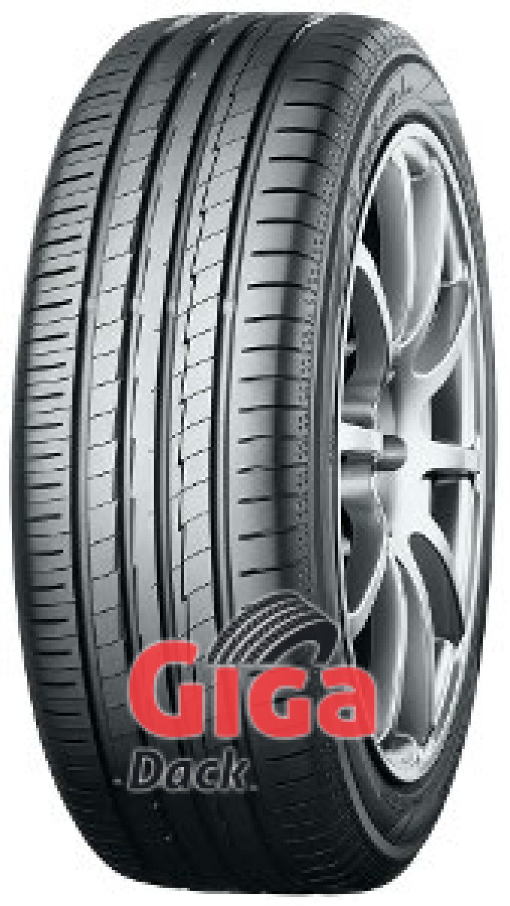 Yokohama BluEarth-A (AE-50) ( 195/45 R16 84V XL RPB, RPB, Orange Oil )