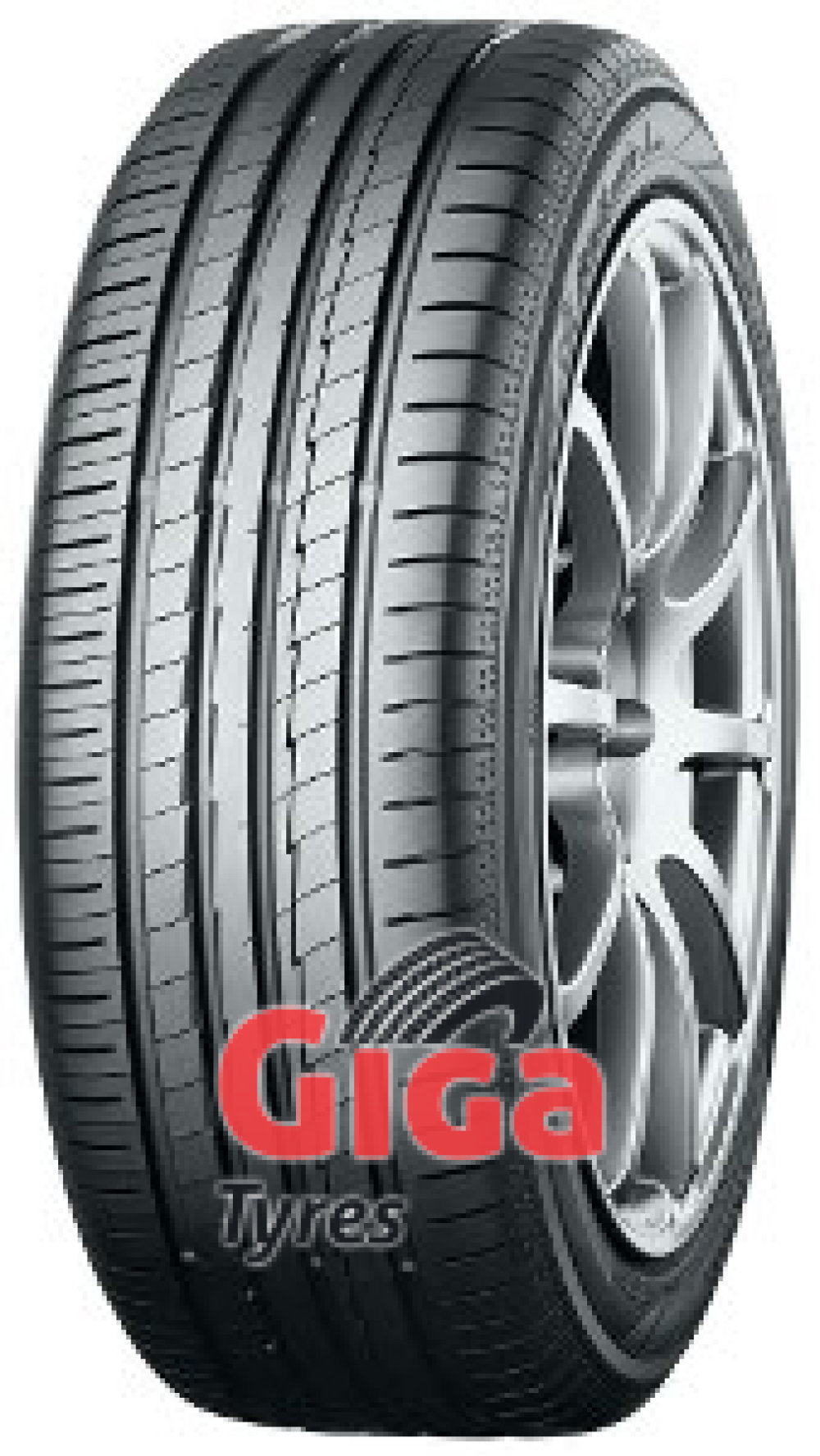 Yokohama BluEarth-A (AE-50) ( 205/55 R16 91V Orange Oil )