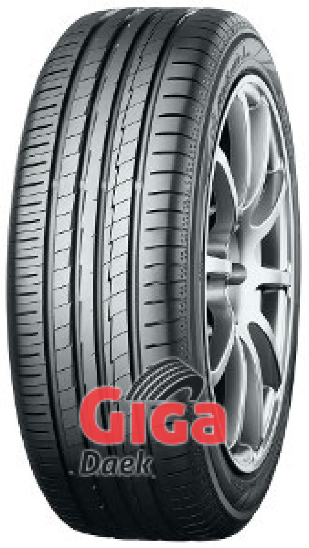 Yokohama BluEarth-A (AE-50) ( 195/55 R16 87V Orange Oil, RPB )