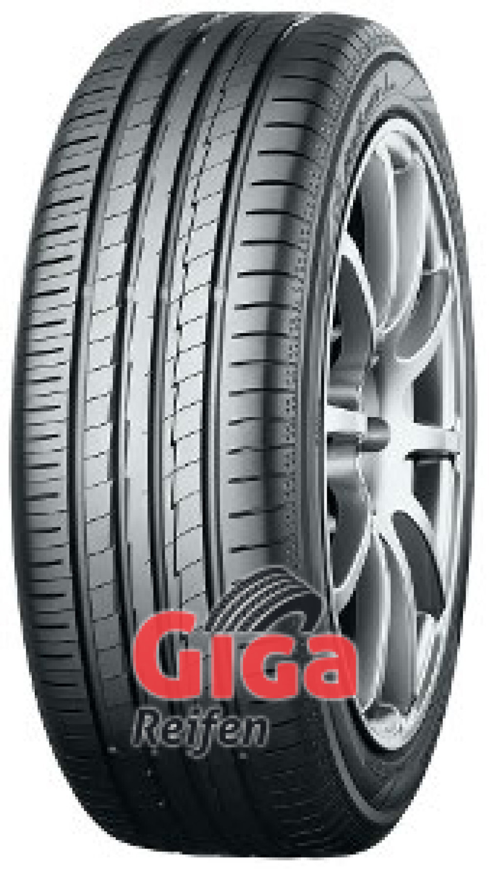 Yokohama BluEarth-A (AE-50) ( 205/60 R16 96W XL BlueEarth, Orange Oil )