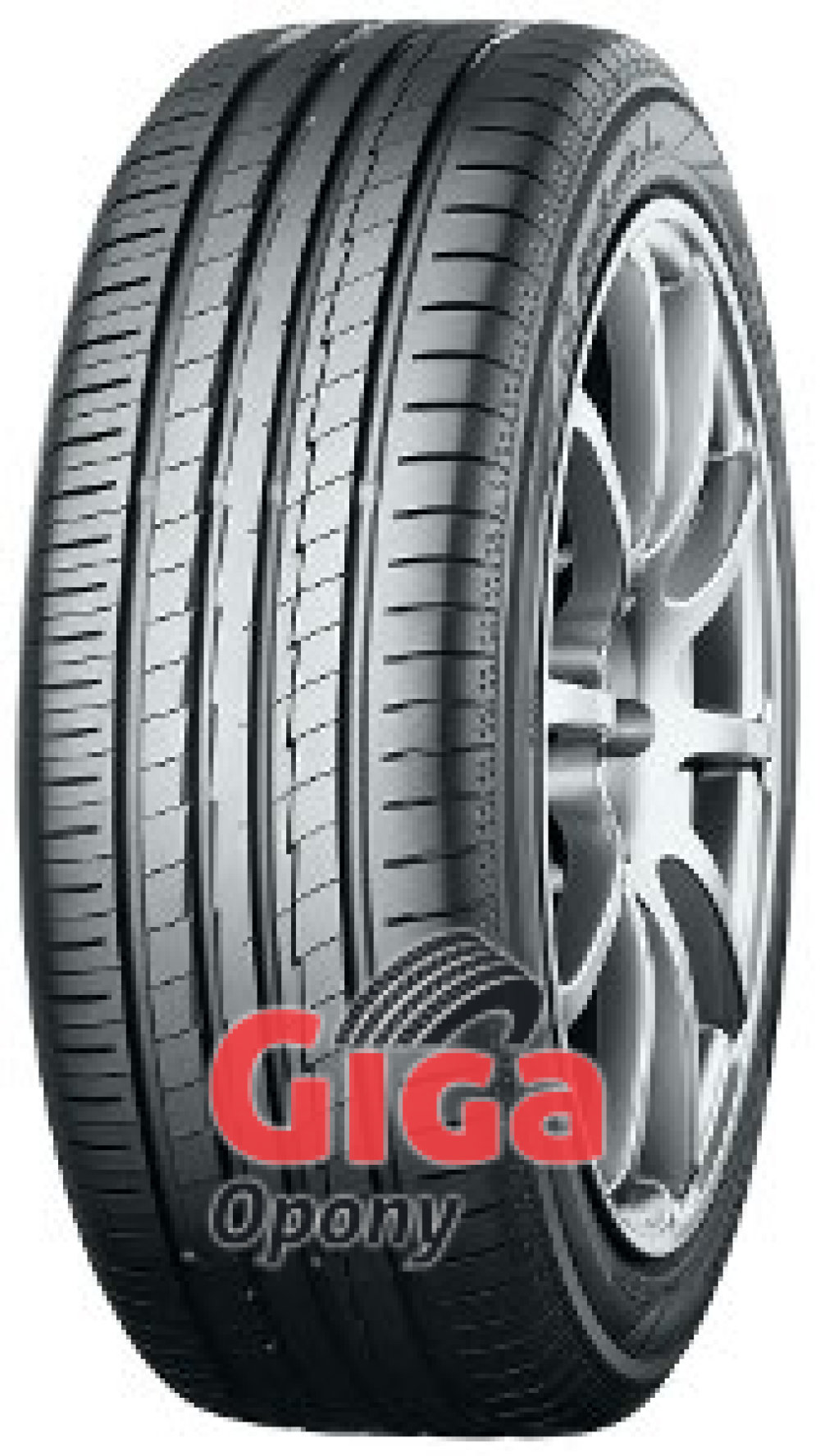 Yokohama BluEarth-A (AE-50) ( 225/55 R17 101W XL Orange Oil )