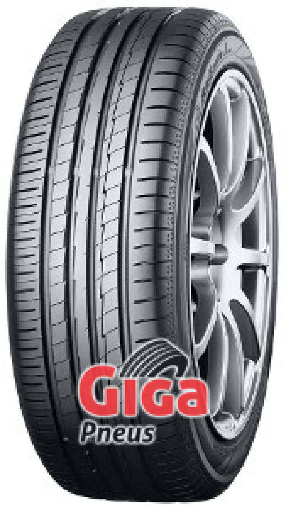 Yokohama BluEarth-A (AE-50) ( 205/50 R17 93W XL BlueEarth, Orange Oil, RPB )