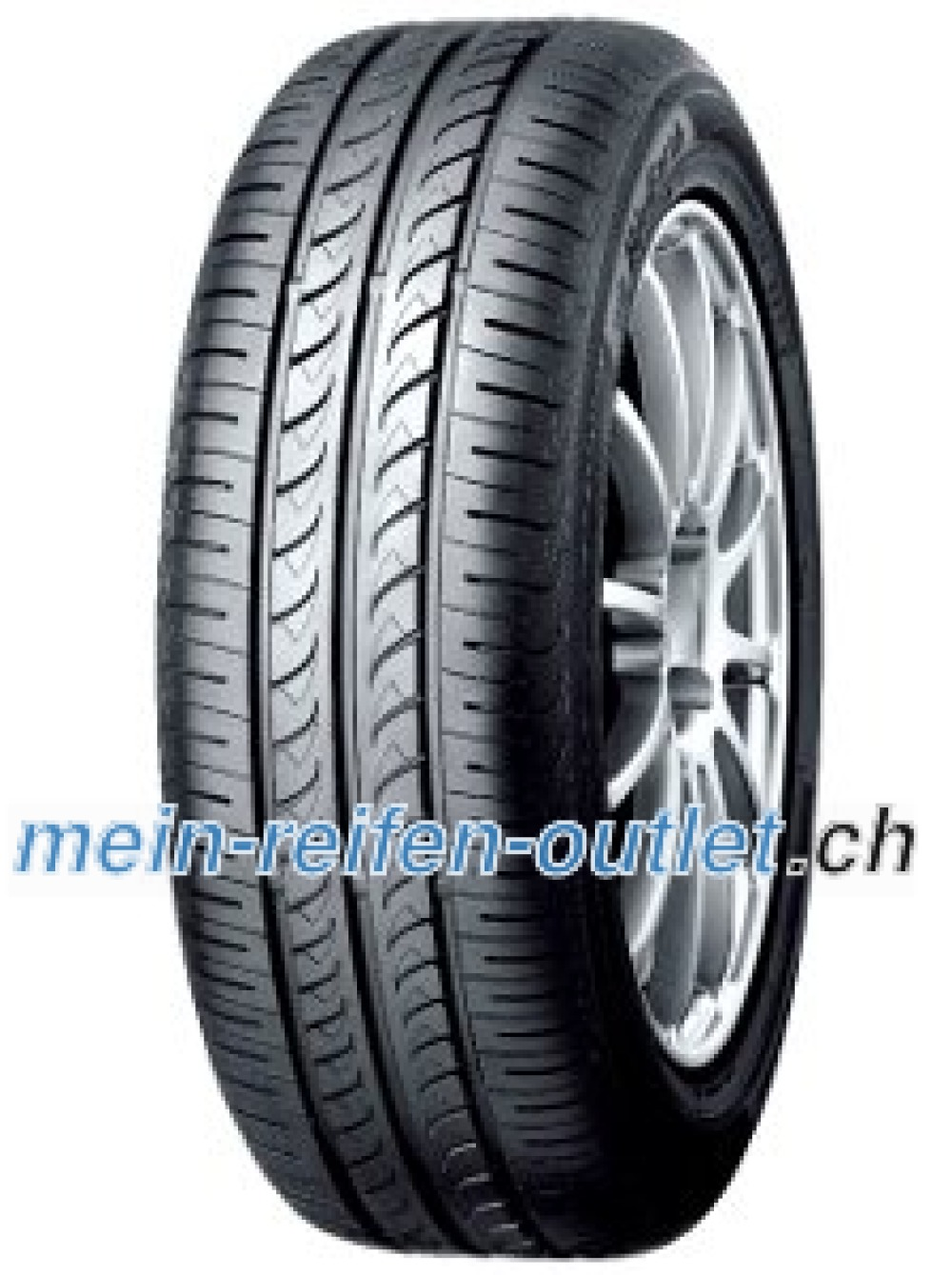 Yokohama BluEarth (AE01) ( 185/60 R15 84H Orange Oil )