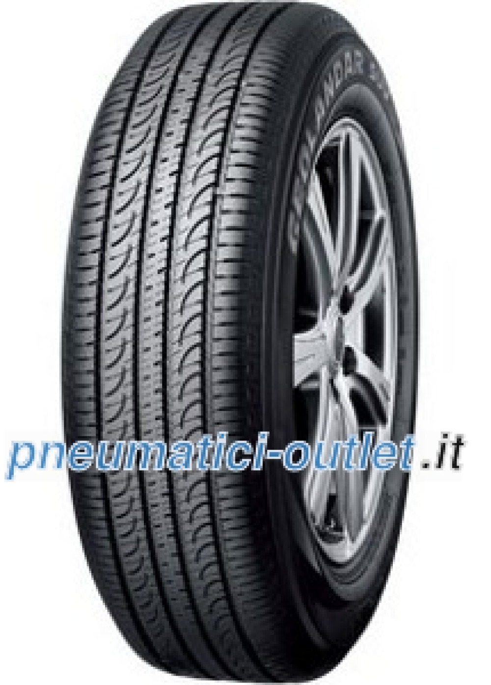 Yokohama Geolandar SUV (G055) ( 225/65 R16 100H , Orange Oil )