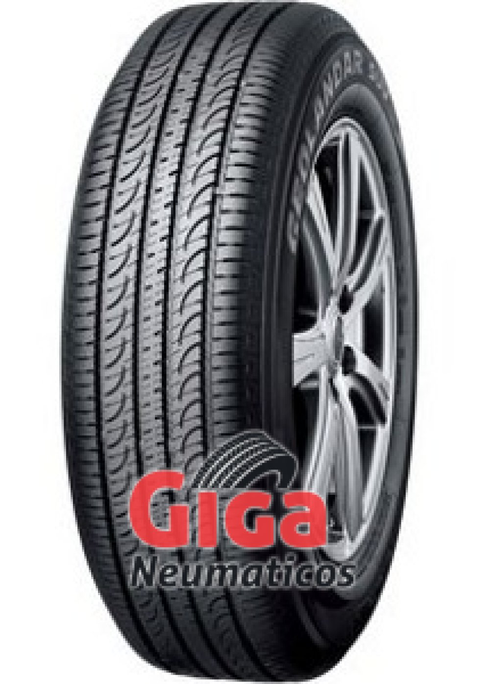 Yokohama Geolandar SUV (G055) ( 225/55 R19 99V , Orange Oil, RPB )