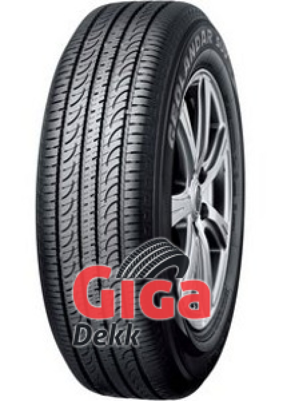 Yokohama Geolandar SUV (G055) ( 245/50 R20 102V , Orange Oil, RPB )