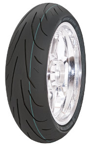Image of Avon 3D Ultra Sport AV80 ( 180/55 ZR17 TL (73W) ruota posteriore ) 29142734598