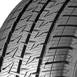 Continental Vancontact 4season / Fuel Efficiency: B, Wet Grip: A, Ext. Rolling Noise: 73db, Rolling Noise Class: B