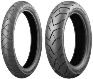 Image of Bridgestone A 40 F ( 110/80 R19 TL 59V M/C, Variante F, ruota anteriore ) 3286341026214