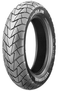 Image of Bridgestone ML50 ( 100/80-10 TL 53J M/C )