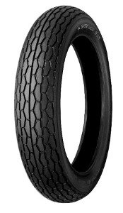 Dunlop F17 ( 100/90-17 TL 55S M/C, Framhjul )