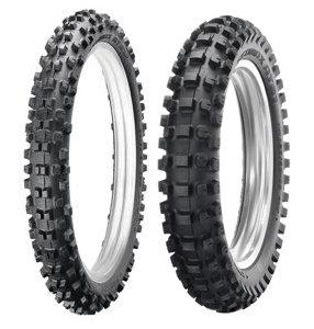 Dunlop Geomax AT 81 ( 120/90-18 TT 65M Bakhjul )