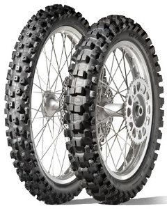 Image of Dunlop Geomax MX 52 F ( 60/100-10 TT 33J ruota anteriore, M/C )