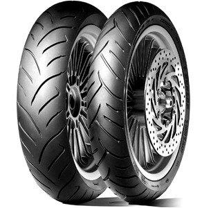 Dunlop ScootSmart ( 3.50-10 TL 59J ruota posteriore, M/C, ruota anteriore )