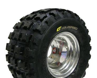 Goldspeed MXR ( 18x10.00-8 TT/TL 32N YELLOW ) 90155