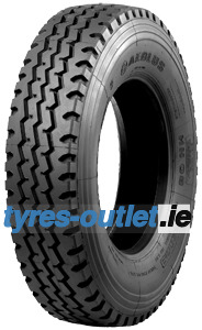 Aeolus HN 08 7.5 R16 122/118L 14PR SET - Tyres with tube