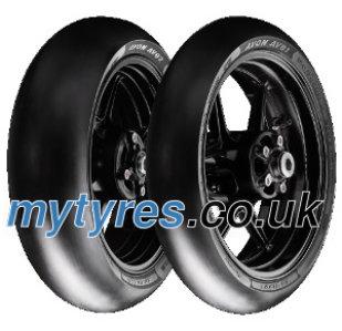Image of Avon 3D Ultra Xtreme Slick ( 180/60 R17 TL Rear wheel )