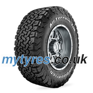 Bf Goodrich All Terrain T/a Ko2 tyre